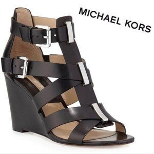 Michael Kors Collection Wedges 6 36